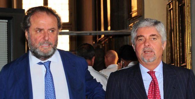 Paolo d'Amico con Mario Mattioli