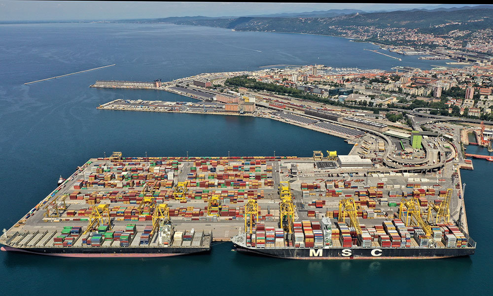 Il Trieste Marine Terminal
