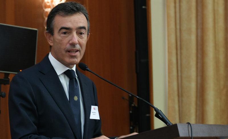 Daniele Rossi, presidente di Assoporti