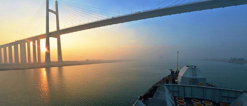 Informazioni Marittime  Ad agosto Suez apre la doppia corsia 5ed16c9699e6